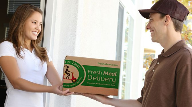 meals delivered to your home