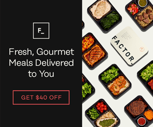 Factor - Fresh, Gourmet Meals Delivered to You